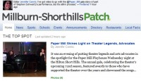 Millburn-Short Hills' Patch