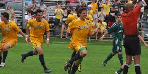 Men's soccer vs. Loyola (Md.)