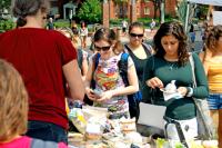 Farmer's market offers fresh bite at Quinnipiac