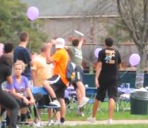 frisbee-catch