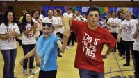 Dance MarathonDelta Tau Delta fraternity and SPB raised more than $14,000 in Friday night's Dance Marathon at Burt Kahn Court.