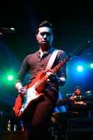 O.A.R. played Sunday night at the TD Bank Sports Center for the annual Wake the Giant Spring concert, sponsored by the Student Programming Board.