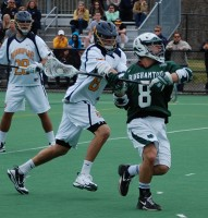 The top highlight this season is when junior midfield captain Jay Binkowski scored his third goal of the game vs. Binghamton with less than 40 seconds remaining in the game to give the Bobcats a 12-11 victory. The goal clinched the Bobcats their first win of the season after losing six consecutive nonconference games. The win propelled the Bobcats to a three-game win streak. - Ben Dias