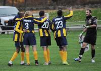 Quinnipiac 2, CCSU 1Quinnipiac's Borja Angoitia celebrates Friday's win vs. CCSU with his teammates.
