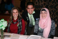 "The interfaith groups at Quinnipiac University planned a ""Hope for Sandy Hook"" benefit dinner to raise funds for families affected by the Newton, Conn. school shooting."