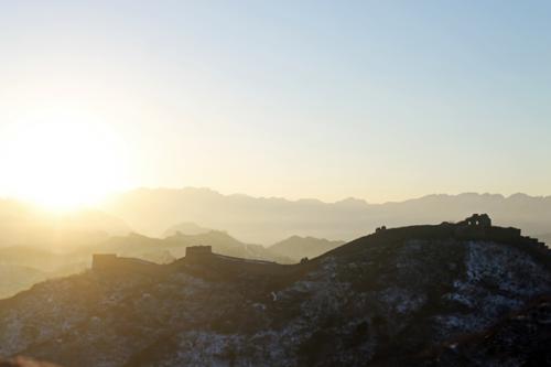 Great Wall Sunrise