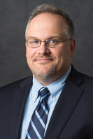 Mark Varholak, Associate Vice President for Budget and Financial Planning