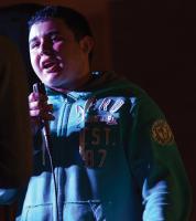 Sophomore Danny Afonso won the Rap Battle