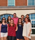 Ten of the SGA candidates
