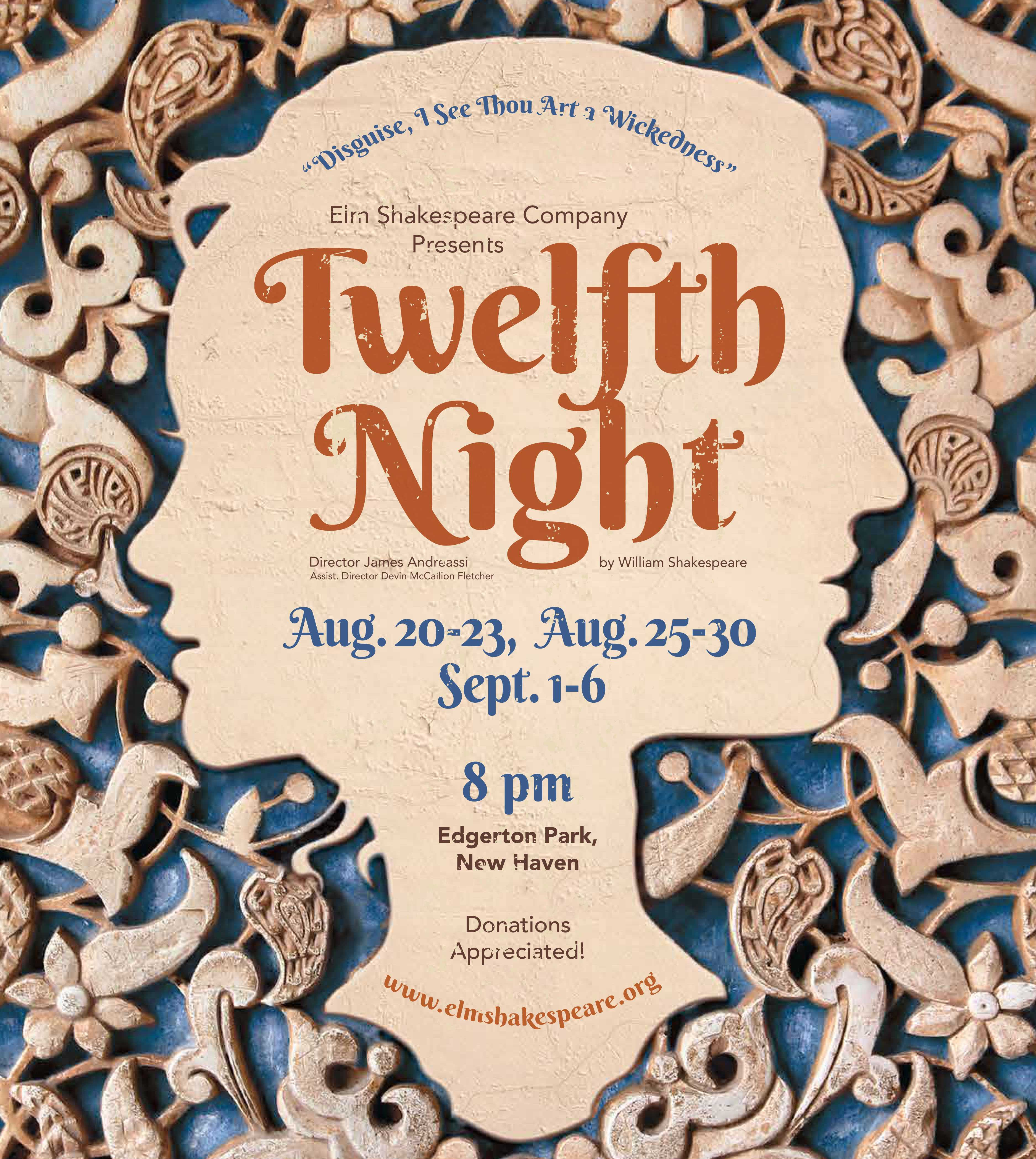 an overview of william shakespeares twelfth night