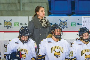 Women's Hockey vs. Maine 2014-'15