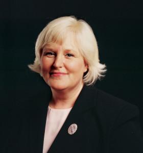 Amy Berman, the 2016 graduate speaker for the School of Nursing.