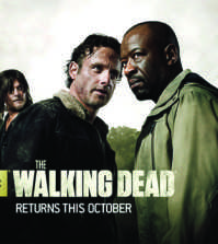 Walking Dead - Creative Commons