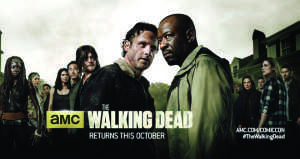 Walking Dead - Creative Commons