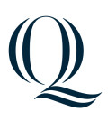 "The ""Q"" is the most prominent piece of the new brand identity."