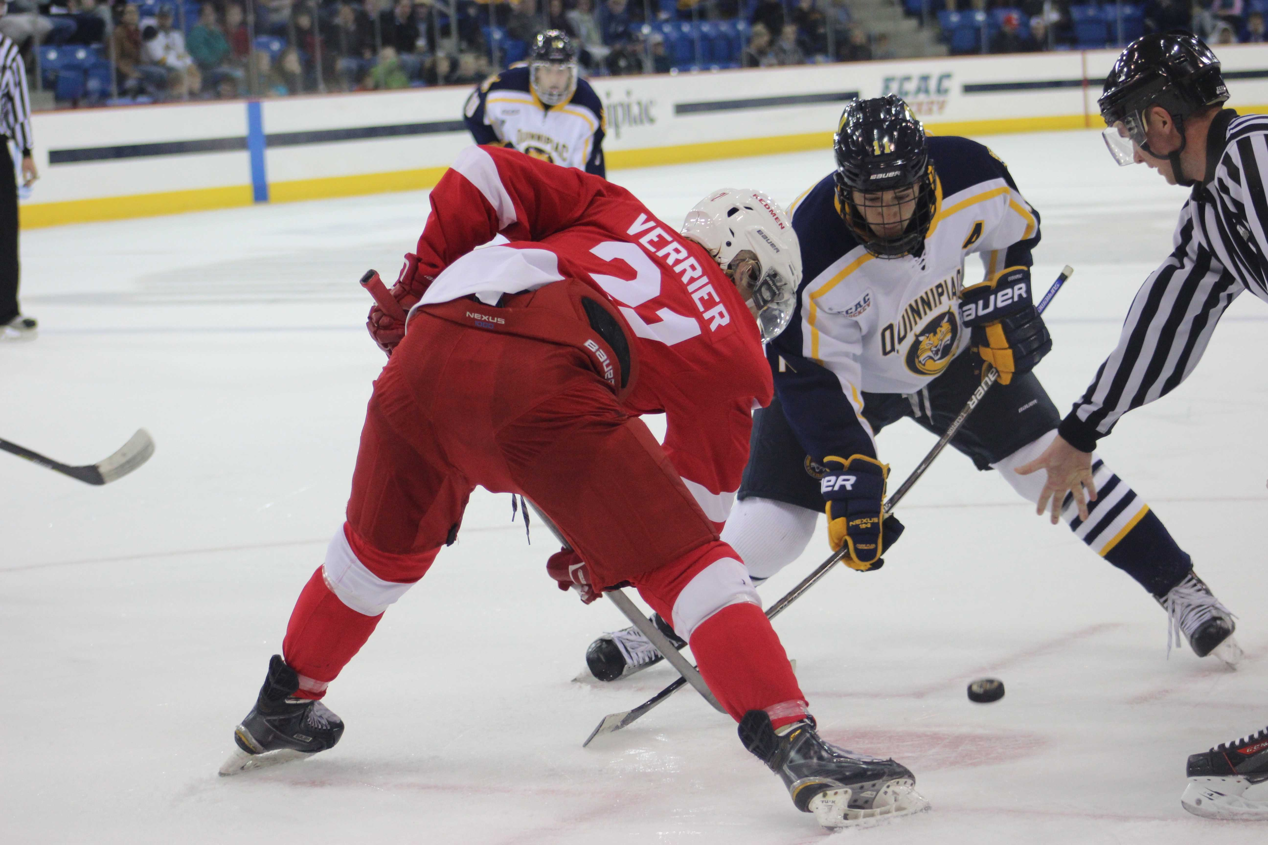2016-17 Men's Ice Hockey Preview | The Quinnipiac Chronicle