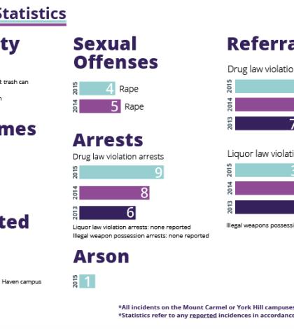 Clery Act Statistics