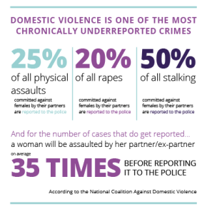 team report summary on domestic violence Kavanagh expects incidents of domestic violence to rise from an average of 85 calls a day by up to 22 more reports if the england team wins and up to 35 more if the team loses his officers will wear body cameras to improve evidence- gathering and take the pressure off victims by providing independent.