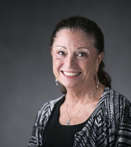 Professor Anne Dichele, Director of the Master of Arts in Teaching Program and School of Education Interim Dean. (Autumn Driscoll / Quinnipiac University)