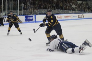 ECAC: No. 19 Quinnipiac Tops Yale On The Road