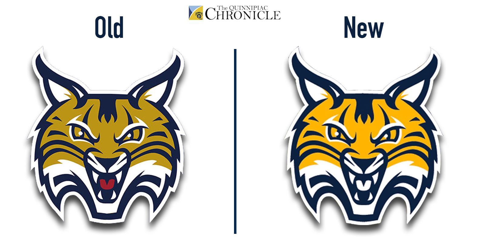 Quinnipiac Athletics Alters The Bobcat Logo The Quinnipiac Chronicle